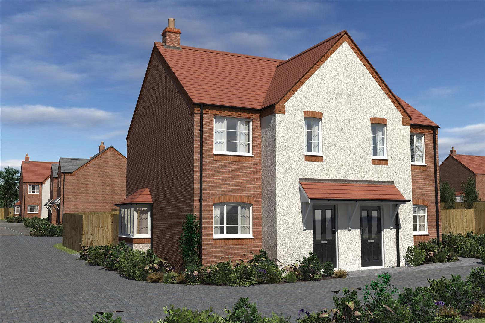 3 Bedrooms House for sale in Sherbourne Gardens, Bridgenorth Road, Highley